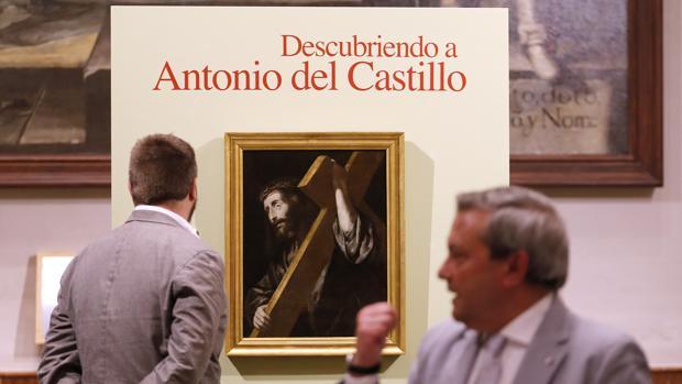 Muestra de la obra de Del Castillo en el Bellas Artes de Córdoba