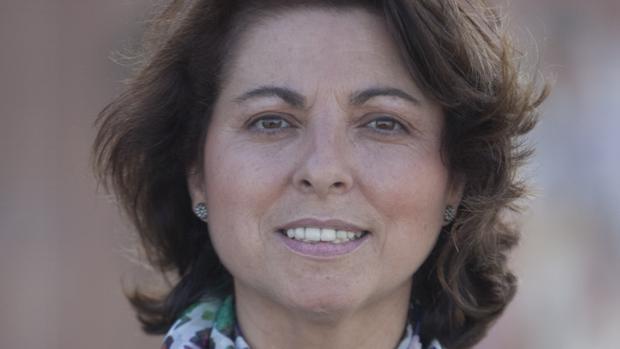 La concejal socialista María José Moros