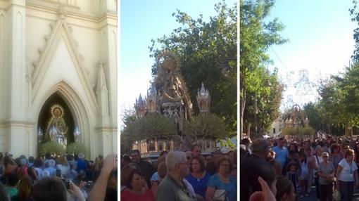 Procesión de la Virgen de Regla de Chipiona 2016