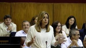 Susana Díaz afirma que va a «ayudar» para que haya un Gobierno en España