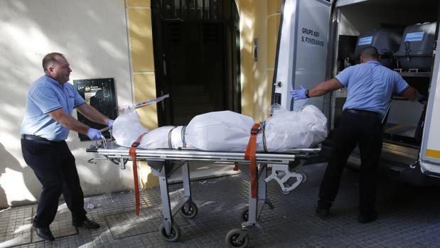 Uno de los hermanos fallecidos en Málaga tiene heridas defensivas y el otro autoinfligidas