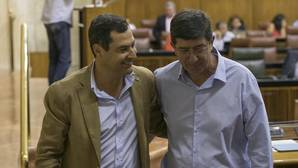 Juan Marín: «Juanma Moreno me la ha jugado varias veces»