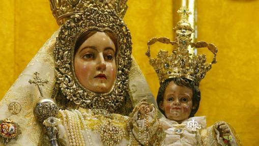 La Virgen de Araceli, de Lucena