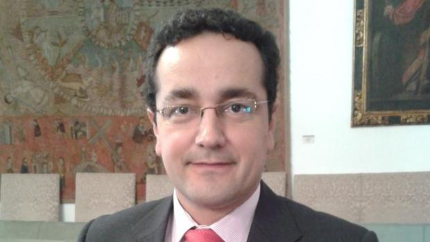 Jesús Rojano, alcalde de Baena
