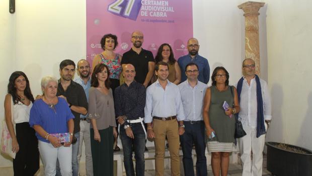 Presentación del XXI Certamen de Creación Audiovisual de Cabra