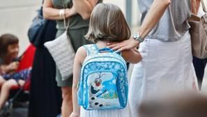 El curso arranca el lunes para más de 835.000 alumnos de Infantil y Primaria