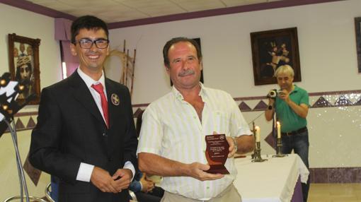 José Jesús Morales, el más veterano de la edición