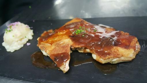 El cochinillo, uno de los platos más demandados del Aguacero