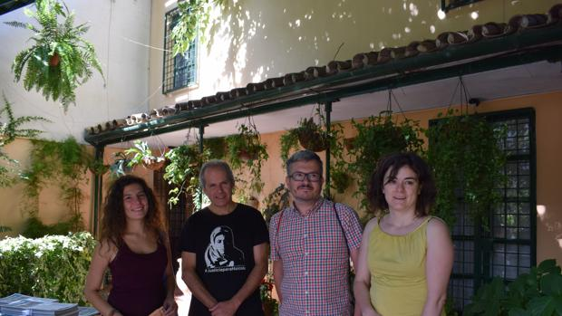 Grupo municipal de Ganemos, la marca de Podemos en Córdoba