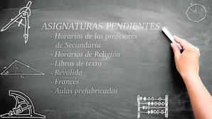 Los problemas sin resolver que tiene la Junta en el inicio del curso escolar en Andalucía