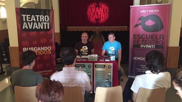 Presentación de la programación de Teatro Avanti