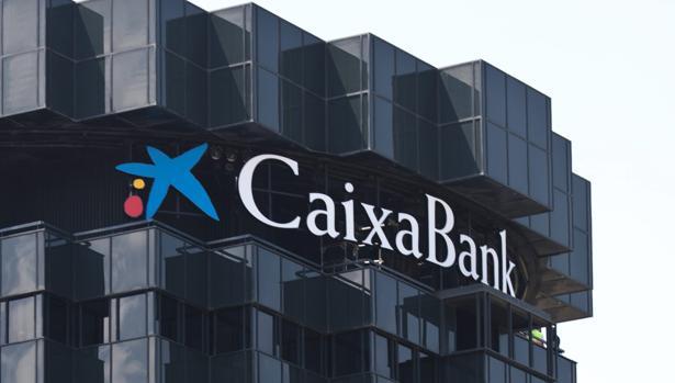 Sede del grupo financiero CaixaBank