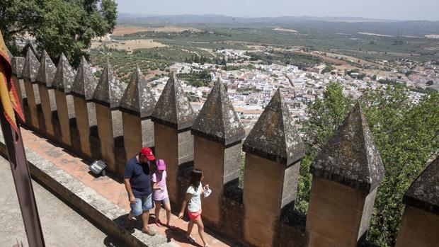 El castillo de Almodóvar será uno de los escenarios de «Juego de Tronos»