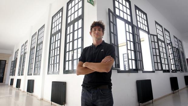 Juan Antonio Bernier, durante una entrevista
