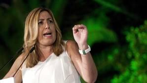 Susana Díaz rompe su silencio: «No se puede gobernar con 85 diputados»