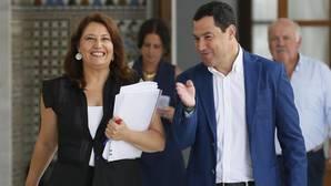 El PP exige a Susana Díaz que no se quede muda tras su «defensa a ultranza» de «sus padrinos políticos»