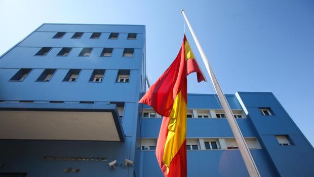 Comisaría de Policía Nacional en la calle Doctor Fleming