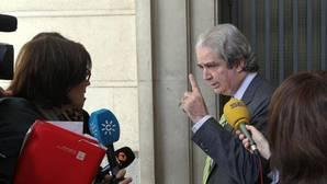 El abogado de Griñán cree que el escrito de Fiscalía es una «chapuza»