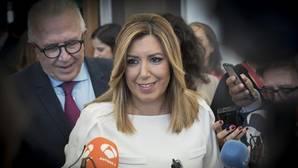 Susana Díaz: «No sé de qué me habla»