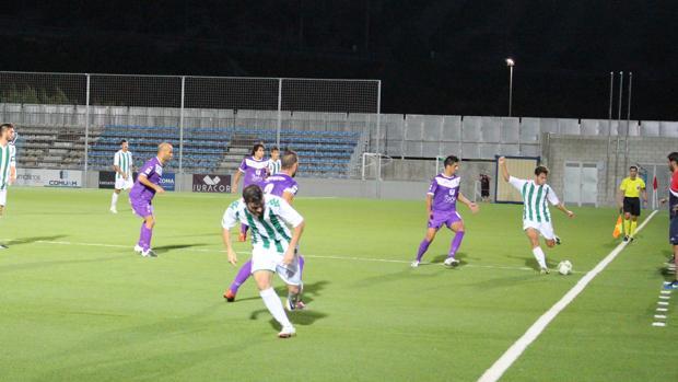 Un partido del Córdoba B