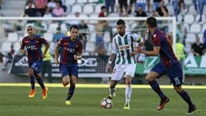 Uno por uno de los jugadores del Córdoba CF ante el Levante