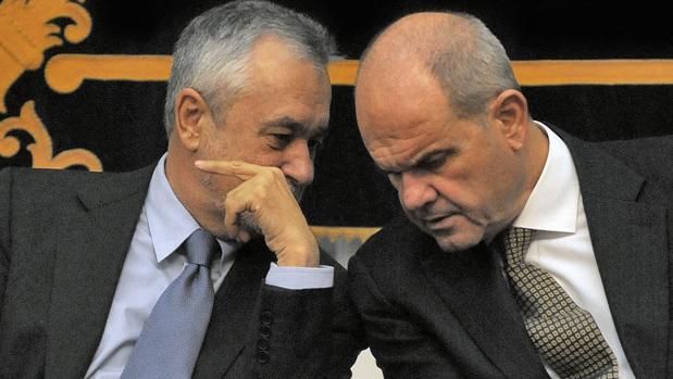 CASO ERE:  La Fiscalía pide que Chaves y Griñán sean los últimos acusados en declarar