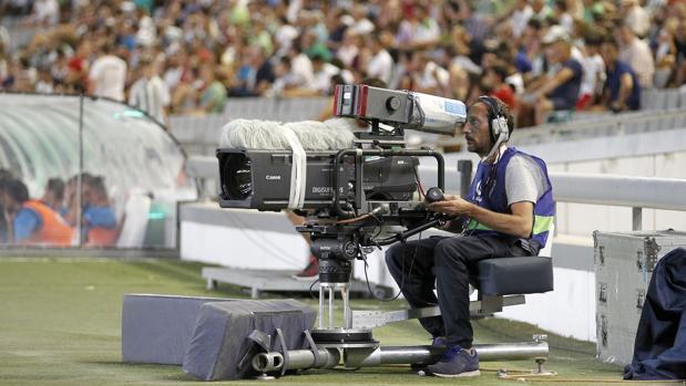 Operador de cámara en El Arcángel