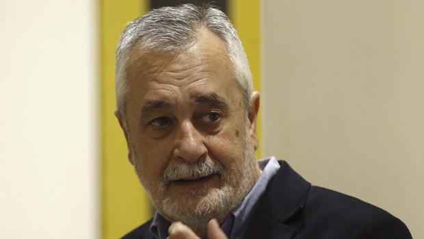 José Antonio Griñán, en una imagen de archivo