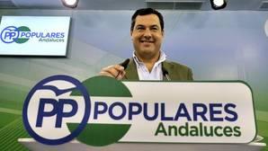 Juanma Moreno: «Hay muchas luces rojas en el mapa educativo andaluz»