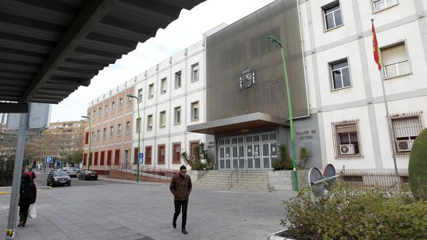 Fachada de los Juzgados de Córdoba