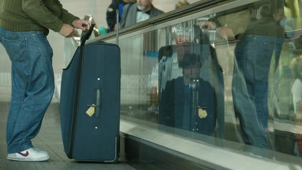 El detenido olvió la maleta con hachís en la estación de Granada