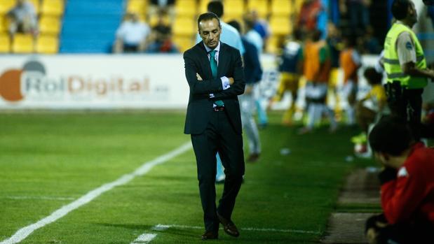 José Luis Oltra: «Estuvimos intensos, perseveramos y creemos en lo que hacemos»
