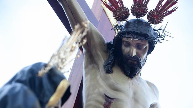 Cristo de la Caridad un Jueves Santo