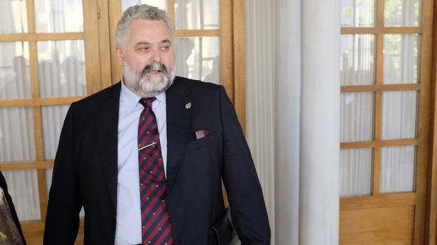 Jesús García Calderón, fiscal superior de Andalucía