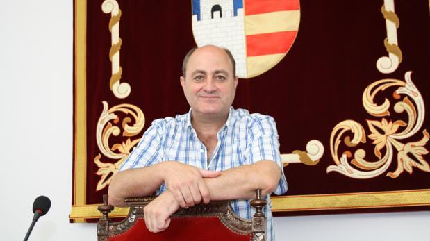 El actual alcalde de Posadas, Emilio Martínez