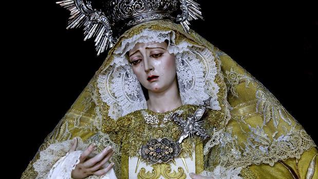 Nuestra Señora de la Salud y Caridad, devoción particular de Francisco Pérez Artés