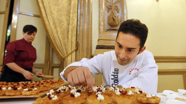 Una edición anterior del Córdoba Califato Gourmet