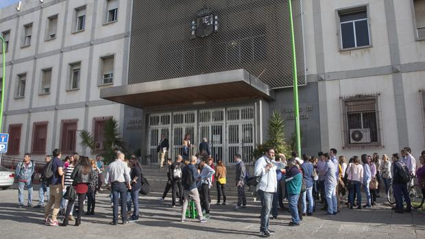 Palacio de justicia de Córdoba