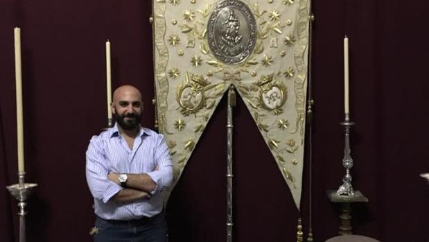 Manuel Guzmán, reelegido hermano mayor
