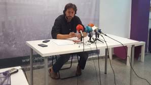 Los afines a Teresa Rodríguez dan por hecho que Sergio Pascual peleará por liderar Podemos Andalucía