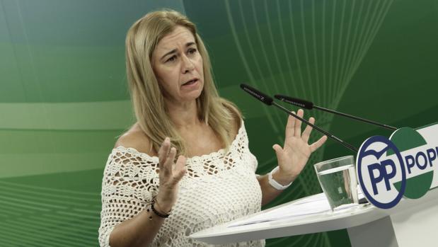 Teresa Ruiz Sillero, en una imagen de archivo