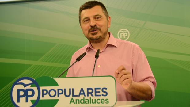 Toni Martín, vicesecretario de Coordinación Política