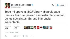 La alianza con el populismo, clave en la guerra del PSOE