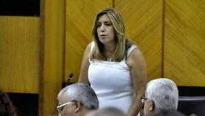 Susana Díaz rompe su silencio: «Estaré donde me pongan mis compañeros»
