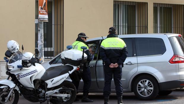 Agentes de la Policía Local intervinieron en el caso