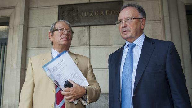 Manos Limpias seguirá ejerciendo la acusación particular tras retirarle la Audiencia la fianza exigida