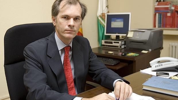El juez Álvaro Martín