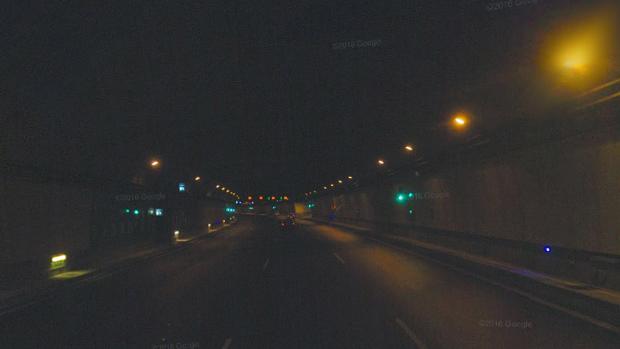 El accidente mortal ha tenido lugar en el interior del túnel de Churriana, en la hiperronda de Málaga