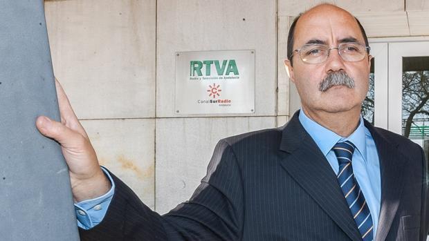 Patricio Gutiérrez del Álamo fue el Defensor de la Audiencia de la RTVA durante las dos últimas décadas