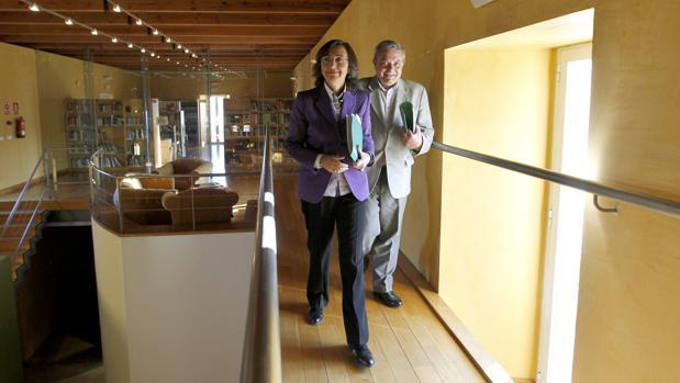 Rosa Aguilar, al elevar el proyecto a la Unesco